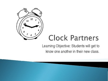 Clock Partners Discussion