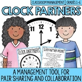 Clock Partners A Management Tool for Pair Sharing and Coll