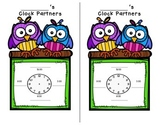 Clock Partners Template