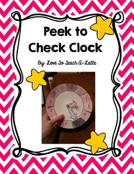 Clock: Peek & Check