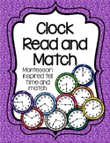 Clock Read and Match