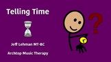 Clock Songs & Videos - Telling Time BUNDLE (Order & Mixed)