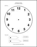 Clock Template - Analog Activity