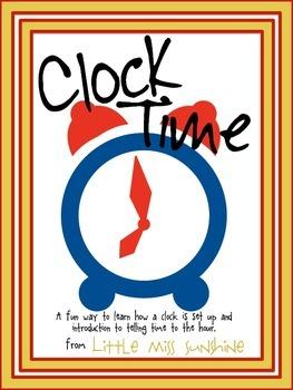 Clock Time!