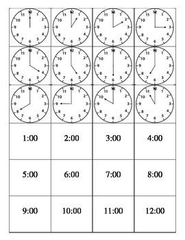 Clock & Time Bundle