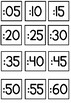 Clock Time Labels