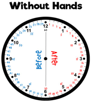 Clock by the Minute