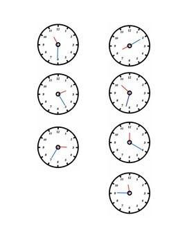 ClockWork Memory Game