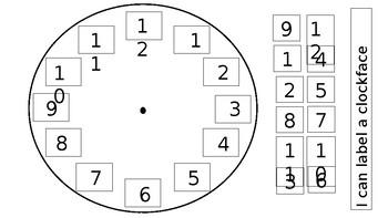 Clockface Match