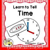 Telling Time (Clocks)