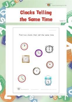 Clocks Telling the Same Time