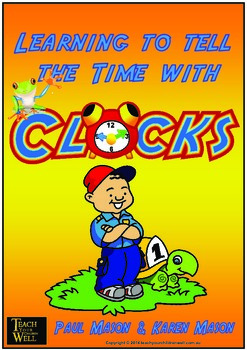 Clocks (Time) 120 + pages