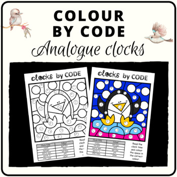 Clock activity for analogue time