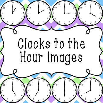 Clocks to the Hour Images