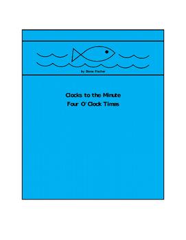 Clocks to the Minute - Four O'Clock Times