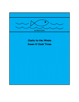 Clocks to the Minute - Seven O'Clock Times