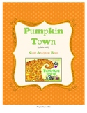 Close Analytical Read of Pumpkin Town by Katie McKy