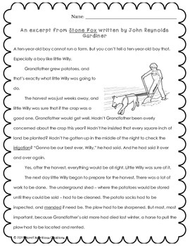 27 Close Read Comprehension Passages with Text Dependent Questions - 3rd Grade