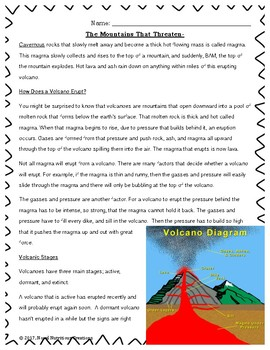 27 Close Read Comprehension Passages with Text Dependent Questions - 5th Grade