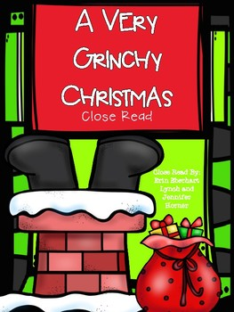 Close Read: A Very Grinchy Christmas
