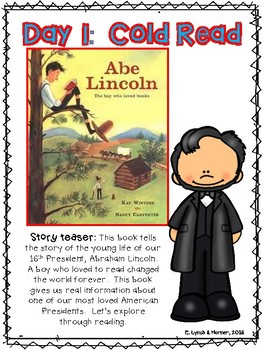 Close Read: Abe Lincoln