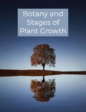 Close Read: Botany and Stages of Plant Growth Lesson Graph
