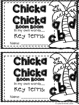 Close Read: Chicka Chicka Boom Boom