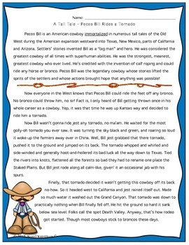 October 5th (Vol. 2) Close Read Passages with Complex Text Dependent Questions