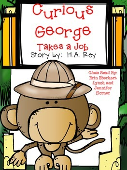 Close Read: Curious George Takes a Job