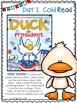 Close Read: Duck for President