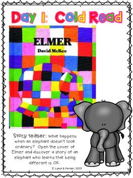Close Read: Elmer