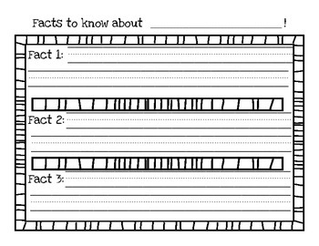 Close Read Facts Writing