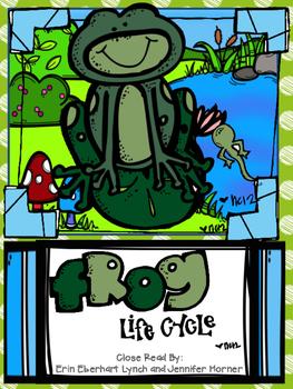 Close Read: Frog Life Cycle