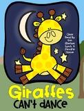 Close Read: Giraffes Can't Dance