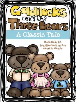 Close Read: Goldilocks & The Three Bears