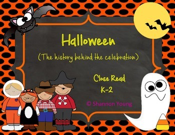 Close Read-Halloween