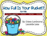 Close Read - How Full Is Your Bucket? For Kids