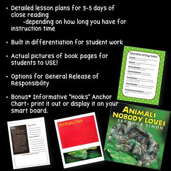 Mentor Text- Informational Text