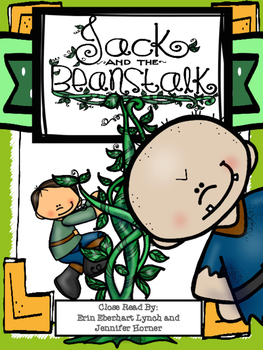Close Read: Jack and the Beanstalk