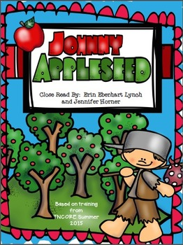 Close Read: Johnny Appleseed