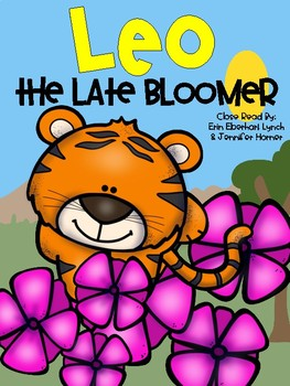 Close Read: Leo the Late Bloomer