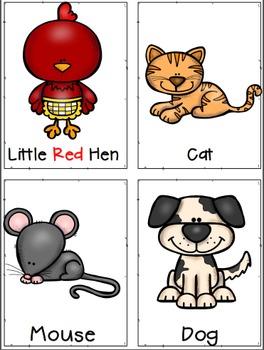 Close Read: Little Red Hen
