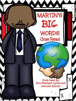 Close Read: Martin's Big Words