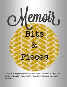 Common Core Close Read & Writing Memoirs