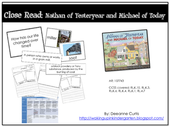 Close Read: Nathan of Yesteryear and Michael of Today