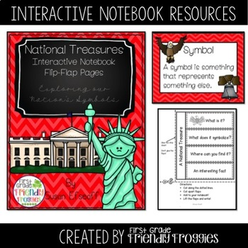 Interactive Notebook - National Symbols