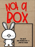 Close Read: Not a Box Mini Unit **Freebie!!**