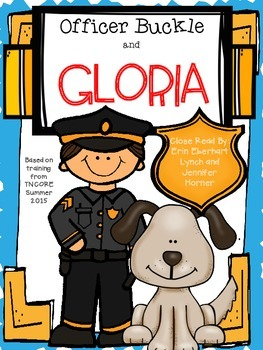 Close Read: Officer Buckle and Gloria