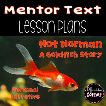 Mentor Text for Personal Narrative