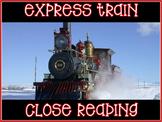 Close Reading ~ Polar Express